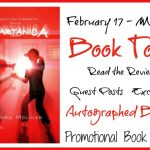 Spartanica by Powers Molinar #Book #Giveaway