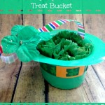 Dollar Store DIY: Leprechaun Hat Treat Holder
