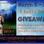 Taming the Wolf – Audio Book Giveaway