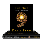 Peacock Swamp: Book 1 | The Nine by Katie Femia #BookBlast