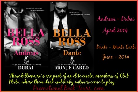 Club Pluto and The Wanderlust Series by Bella Ross