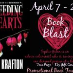 Bleeding Hearts: Book One of the Demimonde by Ash Krafton #BookBlast