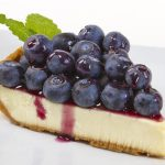 Florida Blueberry Cheesecake Recipe @FreshfromFl