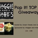 Pop It! TOP IT! Giveaway