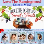 Luscious Leanna's Sweet Treats Love in Bloom