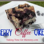 Berry Coffee Cake Recipe