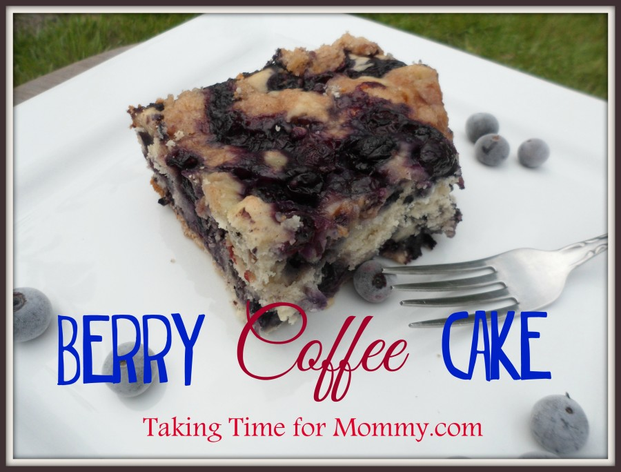 Berry Coffee Cake Recipe