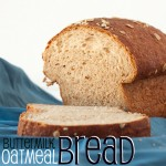 Buttermilk Oatmeal Bread Recipe
