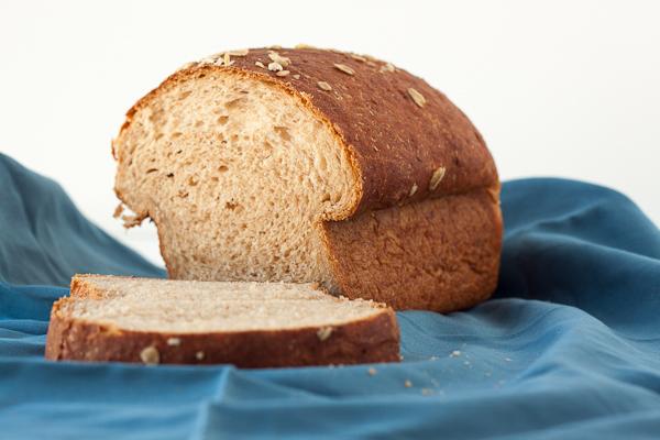 Buttermilk Oatmeal Bread Plain-13