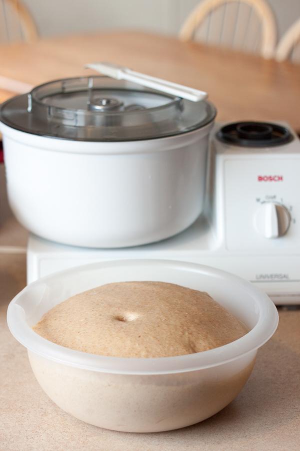 Buttermilk Oatmeal Bread Plain-4