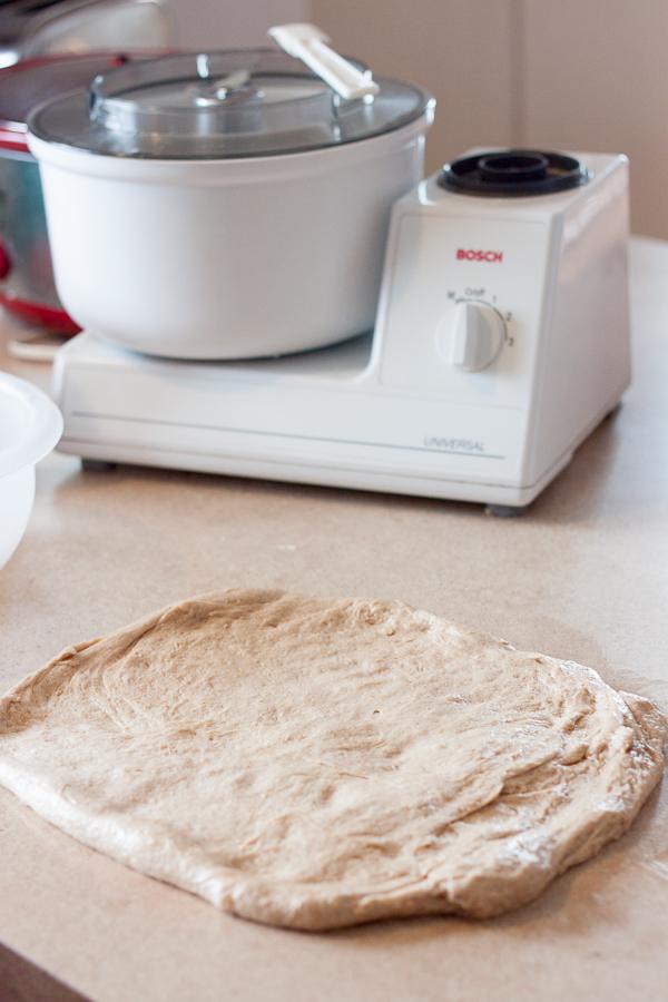 Buttermilk Oatmeal Bread Plain-5