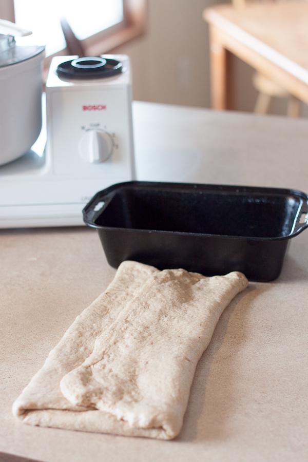 Buttermilk Oatmeal Bread Plain-6
