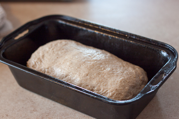 Buttermilk Oatmeal Bread Plain-9
