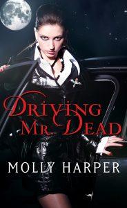 Driving Mr. Dead - cover