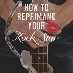 HOW TO REPRIMAND YOUR ROCK STAR by Mina Vaughn #Excerpt #Giveaway