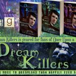 Dream Killers SM Blooding Paperback Giveaway