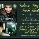 Frozen Reverie by Jill Cooper Release Day #Giveaway