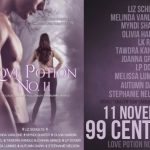 Meet Author LK Rigel Author in Love Potion # 11