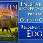 Redemption's Edge by Shirleen Davies Book Excerpt #Giveaway