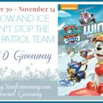 Paw Patrols: Winter Rescue DVD Giveaway