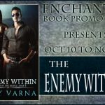 The Enemy Within Book Excerpt #Giveaway