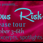 Perilous Risk by Natasha Blackthorne #Excerpt #Giveaway