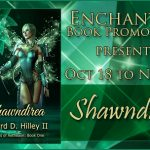 Shawndirea by Leonard D. Hilley II Book Excerpt