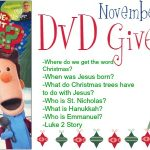 Why Do We Call It Christmas DVD Review and Giveaway #WhyDoWeCallItChristmas
