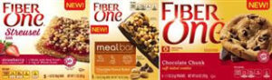 Introducing new #FiberOne Streusel Bars, Cookies and Meal Bars! @FiberOne