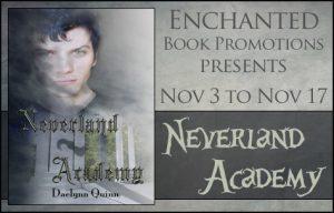 Neverland Academy Book Tour #Excerpt