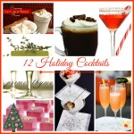 12 Winter Cocktail Recipes @foodie @foodiebyglam