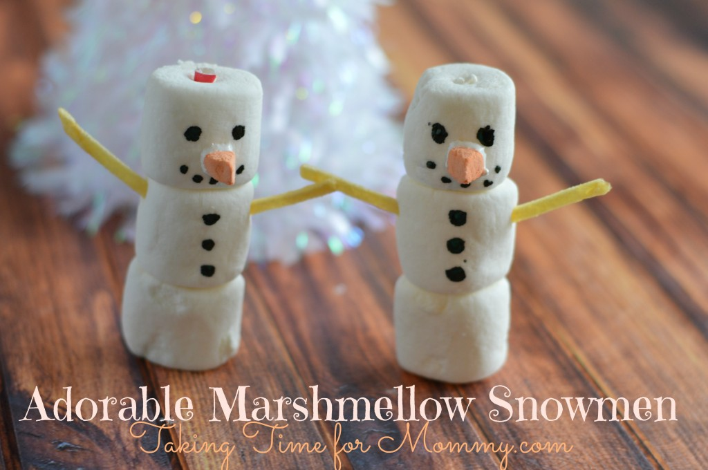 Marshmellowsnowmen
