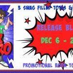 My Life as a 6th Grade Super Zero #1 Book Blast
