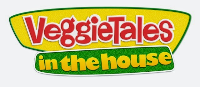 VeggieTales In the House Logo
