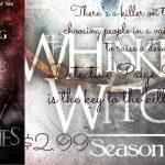 Whiskey Witches Release Day Season 1