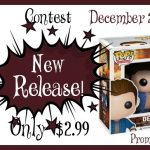 Whiskey Witches and Funko POP Television: Supernatural Dean Action Figure Contest