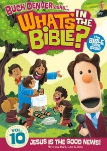 Buck Denver Ask What's in the Bible Vol 10 Review and Giveaway
