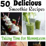 50 Delicious Smoothie Recipes