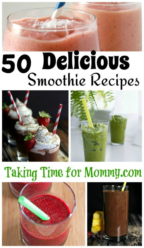 50DeliciousSmoothieRecipes