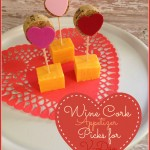 Valentine's Day Wine Cork Appetizer Picks
