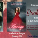 Avenge Book Blast #Giveaway #Goodreads