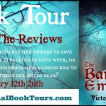 The Banshee's Embrace by Victoria Richards #BookReview