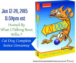 Catdog: The Complete Series DVD #Giveaway