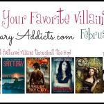 Who is your Favorite Villain Book Blog Hop