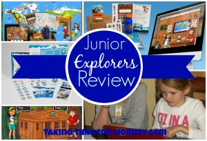 Junior Explorers Educational Program for Kids Review @juniorexplorers #JuniorExplorers