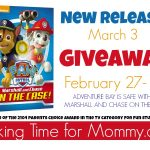 PAW PATROL: MARSHALL AND CHASE ON THE CASE! #NewRelease #Giveaway