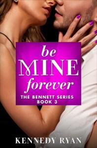 Ryan_Be Mine Forever_E-book