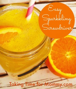 Sparkling Screwdriver