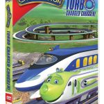 "HIGH-SPEED CHUGGINGTON™ FUN IS COMING DOWN THE TRACKS WITH 'TURBO CHARGED CHUGGER"" DVD #Giveaway"