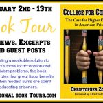 College for Convicts by Christopher Zoukis Book Review